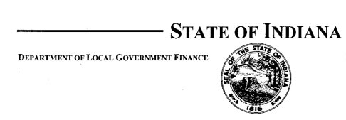 Department Local Government Finance